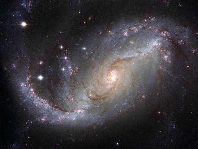 Vår galakse Melkeveien